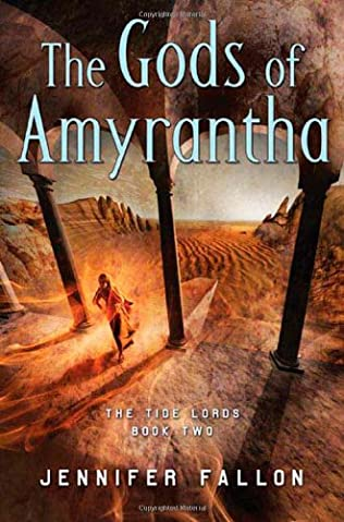 book cover of The Gods of Amyrantha
