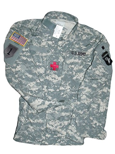 Issue Army Combat Uniform - 2