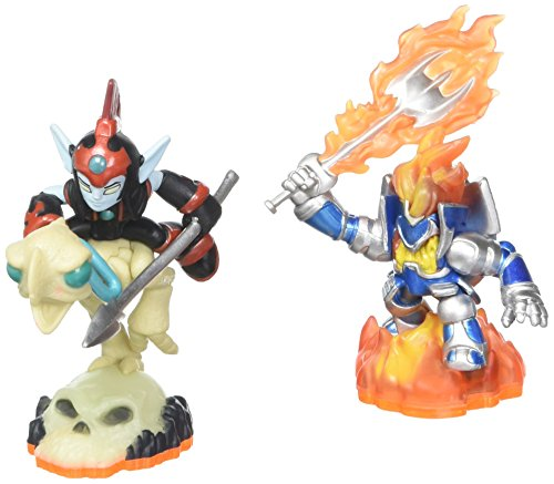 Skylanders Giants: Two (2) Characters Team Pack Core Series 2 - Fright Rider & Ignitor
