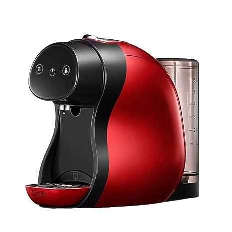 WY-coffee maker Máquina de café de cápsulas automática Puede Hacer té de Leche de