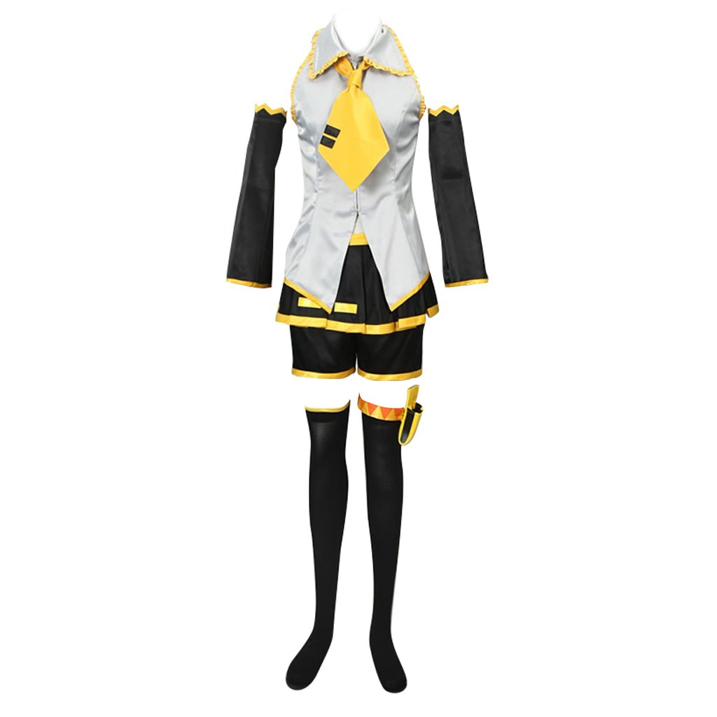 Vocaloid Family Cosplay disfrace Akita Neru 2nd Ver X-Small