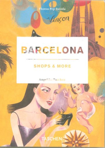 Barcelona: Shops & More pdf epub
