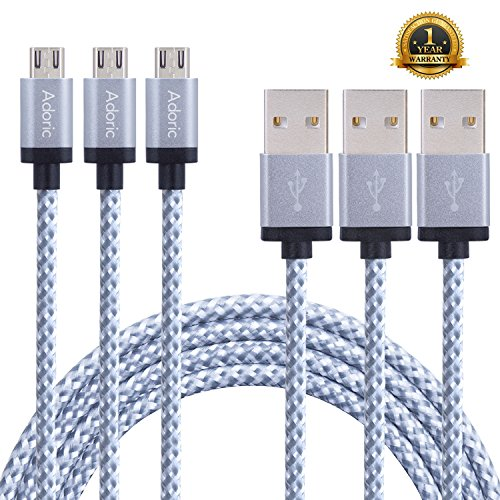 adorictm-micro-usb-cable-3-pack-6ft-nylon-braided-high-speed-sync-and-charge-cables-cords-for-androi