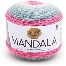 Lion Brand Yarn 525-201 Mandala Yarn, Unicorn