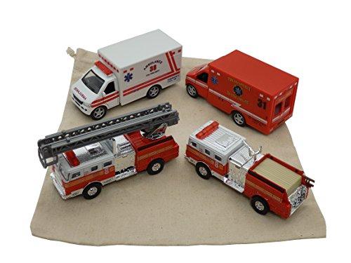 Retro Fire Engine - 4