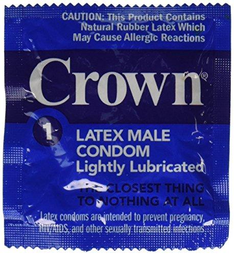 Crown Condom - 6 Pieces (Okamoto Crown Skinless Skin Condoms)