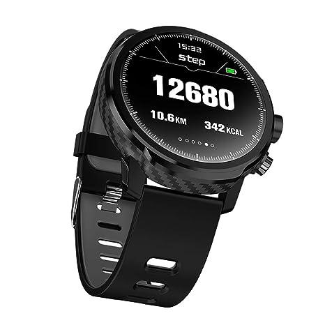 DNelo Monitor de Frecuencia de Micro-L5 Impermeable Deportes Reloj ...