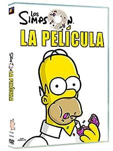 Los Simpson: La película [DVD]