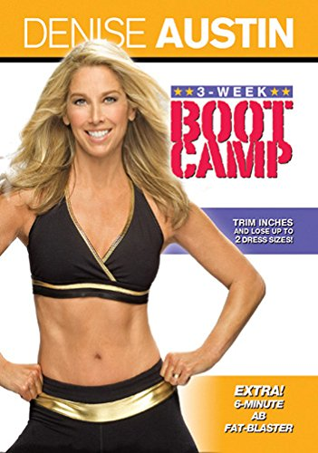 DENISE AUSTIN:3 WEEK BOOT CAMP BY AUSTIN,DENISE (DVD) from LIONS GATE HOME ENT.