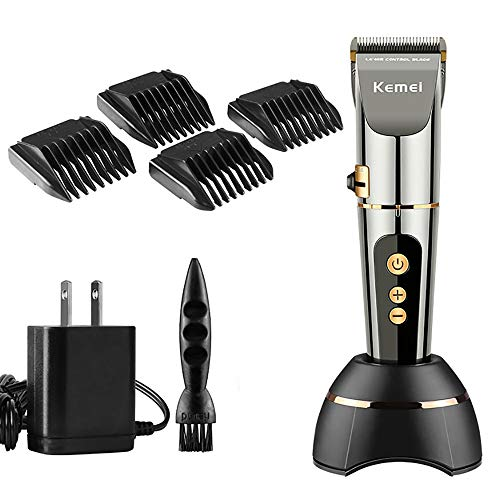 Youthly 2019 Cordless Haircut Hair Trimmers Electric Hair Clipper DIY Home Salon Hair Styling Tool 2 Hours Quick Charging Hair Trimmer Cutter