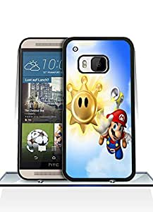 Cool Funda Case for HTC One M9 Game Super Mario Sunshine Creative High Impact Cute Anti Dust Design Back Film Protector Skin