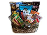 Vegetarian Delight Healthy Gift Basket by Well Baskets