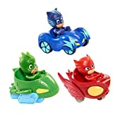 Action Model 3 Pcs/Set PJ Masks 3 Vehicles Toys - Best Kids For Your Kids