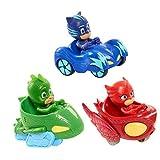 Action Model 3 Pcs/Set PJ Masks 3 Vehicles Toys - Best Kids For Your Kids