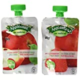 Applesnax Assorted Pouches, 36 x 90g, 36 Count