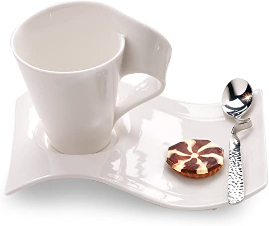 Henkel Mug with lower Villeroy /& Boch New Wave