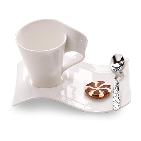 Sehr Amazon.com | Villeroy & Boch New Wave Caffe Mugs, Set of 2 BQ62
