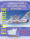 Grumman F11F Tiger Pilot's Flight Operating Instructions, United States Navy, 1935327461
