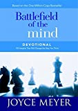 img - for Battlefield of the Mind Devotional: 100 Insights That Will Change the Way You Think book / textbook / text book