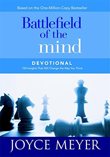 Battlefield of the Mind Devotional: 100 Insights That Will Change the Way You Think (Kitchen Cottage Ideas)