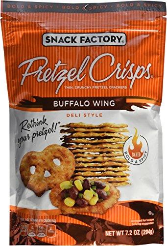 Snack Factory Pretzel Crisp Bfflo (Pretzel Crisps)