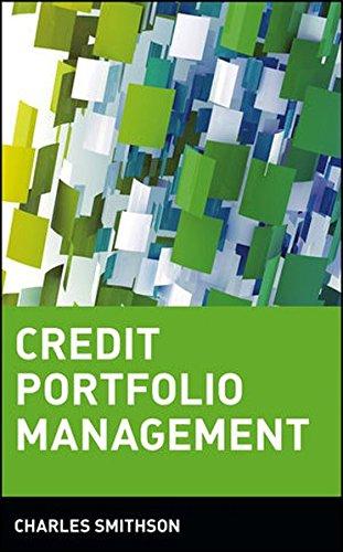 Credit Portfolio Management by Charles Smithson