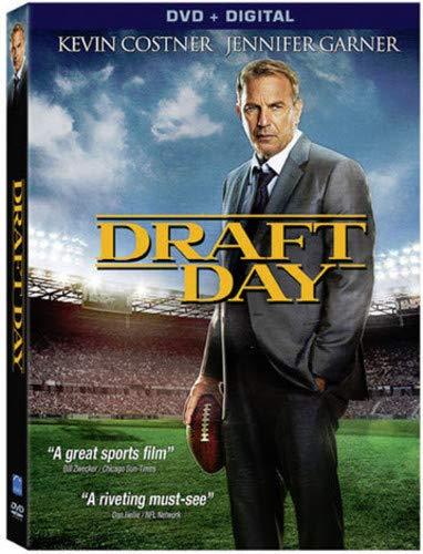 Draft Day [DVD + Digital] - Football Nfl Rookie Brown