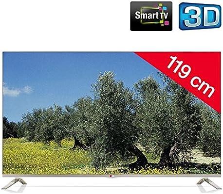 47lb671 V – Televisor LED 3D Smart TV + Cable HDMI f3y021bf2 M – 2 m: Amazon.es: Electrónica