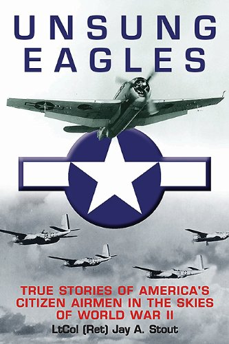 Unsung Eagles: True Stories of America's Citizen Airmen in the Skies of World War II (Best World War 2 Fighter Plane)