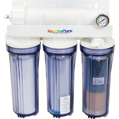 SpectraPure® Maxpure 90 GPD RO/DI System by SpectraPure