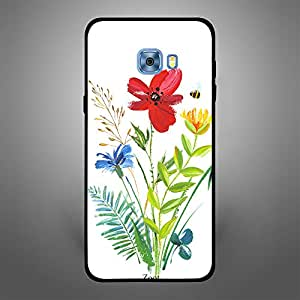 Samsung Galaxy C5 Flower Bee