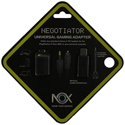 (Negotiator Gaming Adaptor)