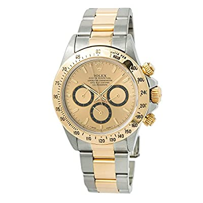 Rolex Daytona Swiss-Automatic Mens Watch 16523 (Certified Pre-Owned) by Rolex