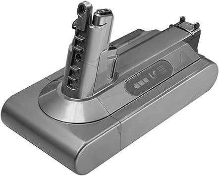 7xinbox 25.2V 3000mAh Batería de Repuesto para Dyson V10 SV12 Animal Absolute Recargable aspiradora de Mano: Amazon.es: Electrónica