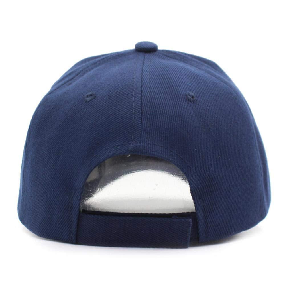 Gorras de béisbol de Las Mujeres para Hombres Gorras Lisas de ...
