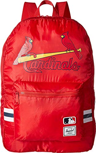 (Herschel Supply Co. Unisex Packable Daypack St Louis Cardinals One Size)