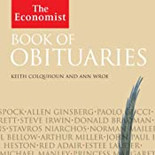 Book of Obituaries: The Economist | Ann Wroe, Keith Colquhoun