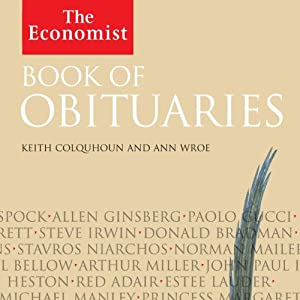 Book of Obituaries Audiobook
