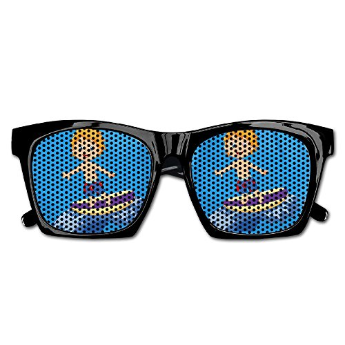Elephant AN Themed Novelty Cartoon Boy Surfing Fashionable Visual Mesh Sunglasses Fun Props Party Favors Gift - For For Boys Sale Oakleys Sunglasses