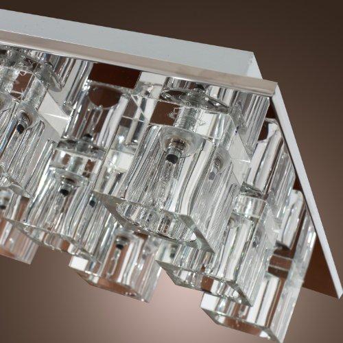 Lightinthebox 174 K9 Crystal Flush Mount With 9 Lights In