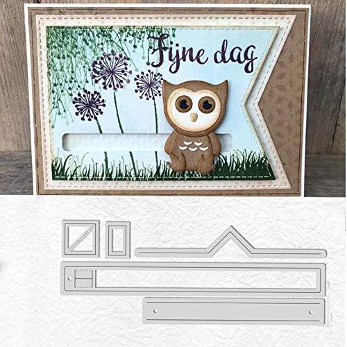 - Pop-Up Frame Metal Cut Cutting Dies Mold Tool Stencils for Handmade DIY Craft Scrapbooking Scrapbook Photo Album Decorative Embossing Paper Cards Crafts Template 2019