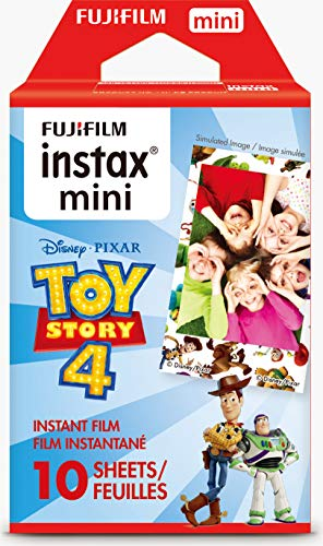 Fujifilm Instax Mini Disney Toy Story 4 Film - 10 Exposures (Polaroid Camera Film Disney)