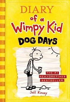 Dog Days (Diary of a Wimpy Kid, Book 4) by [Kinney, Jeff]