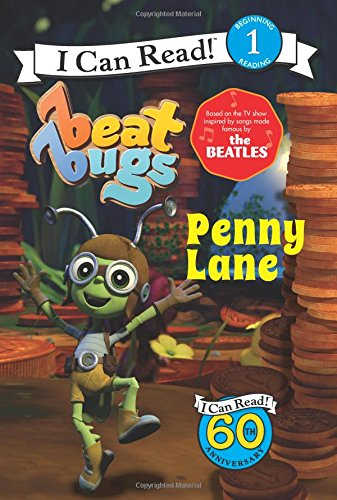 Download Beat Bugs: Penny Lane (I Can Read Level 1) ebook