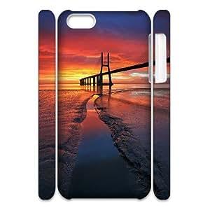 Sunrise 3D-Printed ZLB547137 DIY 3D Phone Case for Iphone 5C