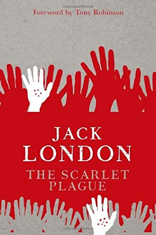 book cover of The Scarlet Plague