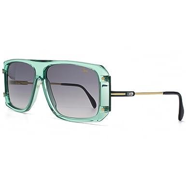 ff781f75455c Amazon.com  Cazal Legends 633 Sunglasses in Crystal Green  Clothing