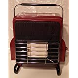 The Portable Gas Heater from Glowmaster # GMH-1920 (RED)