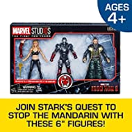 [Sponsored]Hasbro Marvel Legends Series Marvel Studios The First Ten Years Iron Man 3 Movie Iron...
