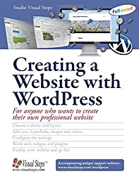 Creating a Website with WordPress (Computer Books for Seniors series)